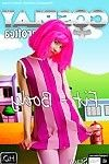 Lazytown cosplay