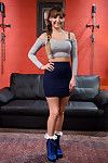 Hot fan girl, charlotte cross, begs adult superstar chanel preston for submissiv
