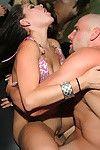 Zoey Foxx, Danira Love, Nina Rotti, Mandy on a groupsex party