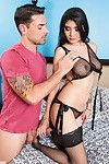Brenna sparks seduces her friends husband in sexy lingerie