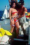The best european vintage porn threesome