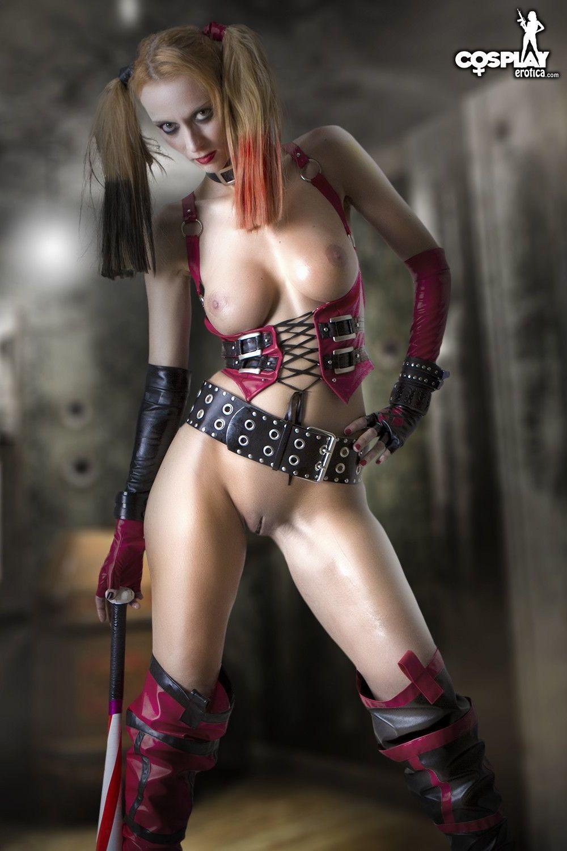 Harley Quinn Cosplay Porn
