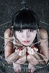 Marica loves a bit of pain before she\'s penetrated, and she gets more than enoug