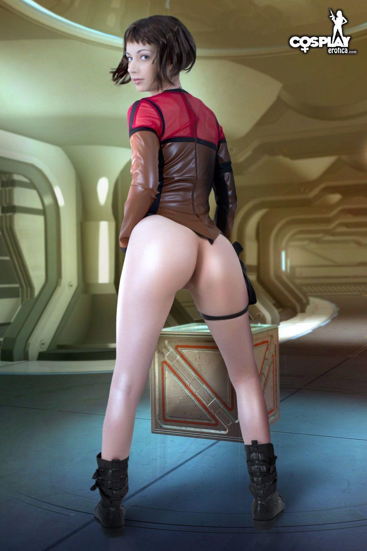 Marylin cosplay erotica