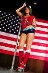 Bella american stripper