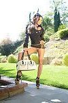 Exclusive actiongirls armie field photos actiongirlscom