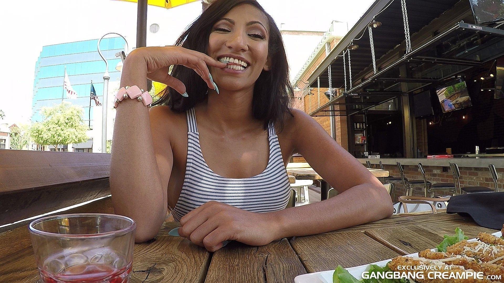 Sadie santana gangbang creampie at Pussy Porn Pics
