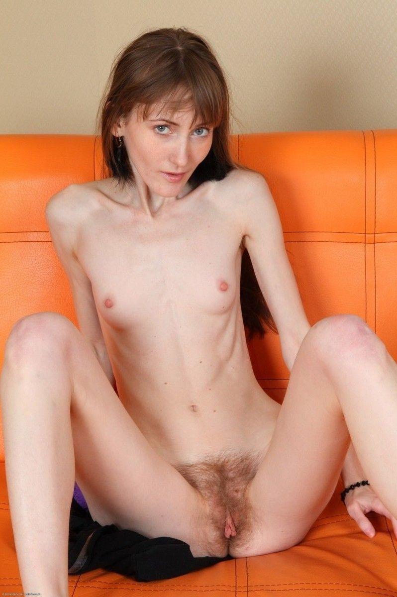 Skinny hairy vasilisa