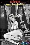 Busty titted witch fucking hard