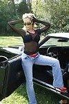 Brandi love hotrod