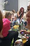 Amateur lesbian sex party
