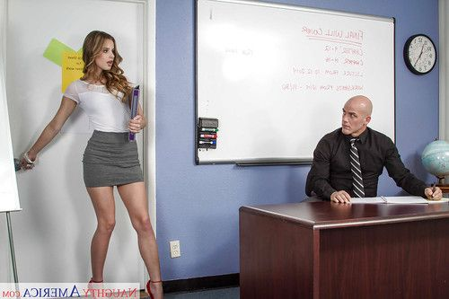 Untamed secretary Jillian Janson is pounding with her hardcore boss