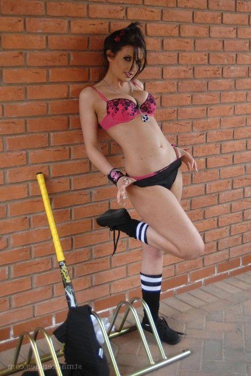 Rebel schoolgirl