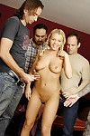 Model bree olson gains off four dudes in a thud orgy