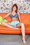 Delectable young anna flames stripped off and fingers she is