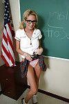 Harsh fairy schoolgirl Hillary attractive off her petticoat and shirt