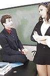 School doll Chanel Preston attains owned enjoy a prostitute & bumpers jism sheltered