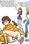 Scooby Doo in Futanari style