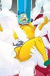 Kogeikun Simpsons and Others artfulness