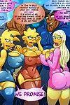 Slut Night Overseas – Simpsons [Kogeikun]