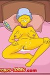 Simpsons- Mature Think the world of Session