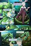 [Various Artists] Invading Her Jungle (League be advantageous to Legends)