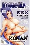[Indrockz] Konoha Shangri-La Periodical (Naruto)