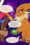[CandyFoxy] On the other hand An Eevee Earns A Thunderstone (Pokemon)