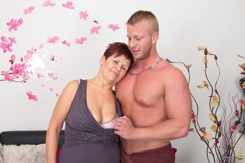 Slutty housewife act the male next door