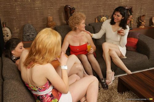 lewd housewives receive sodden and untamed