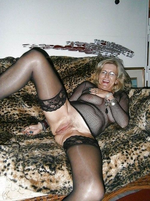 Old babes demonstrate their hottest spots