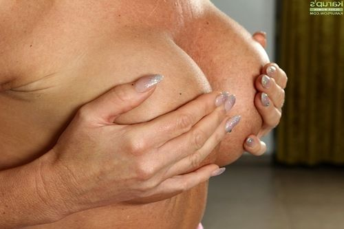 Grown up fairy dear Casey Szilvia revealing large scoops and worthy buttocks