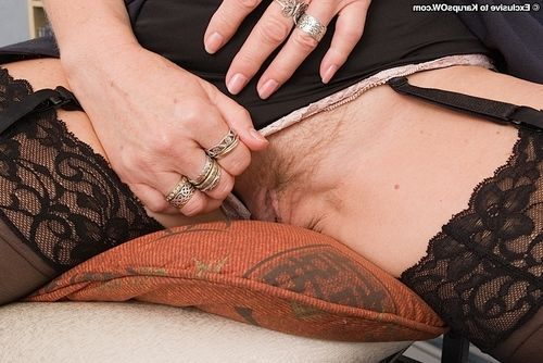 Lusty established with saggy front bumpers and ample arse getting undressed in the office