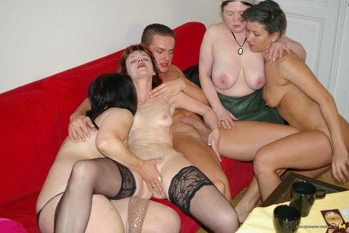 Perspired ripe sexparty with loads of drenched love-cages