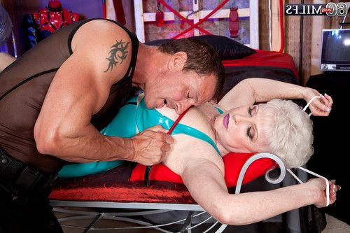 The horniest 65yearold wife and grandmother in ripe porn