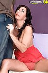 Boobsy melodious lady keen for rough shlong