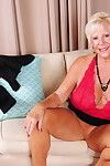 Bawdy full-grown american lady getting perverted