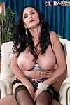 Sexual milf boss rita daniels accepts it right up her wazoo