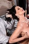Sweaty milf rita obtains owned in the waste during the time that hubby look at