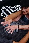 Nasty ripe lady action her gear dude sub