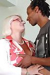 Appealing interracial mellow Male+Male+Female accepts extreme