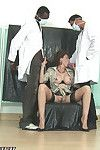 Milf lady sonia dick sucking owned by twofold doctors
