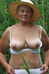 Sexual mother I\'d like to fuck playing with she\'s in the grass