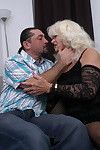 Passionate full-grown lady action her aficionado
