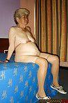 Bbw decadent latin chico grandma