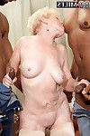 Dualistic prides for sweaty melodious woman in interracial sexual act two men plus one female