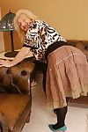 Nasty elderly getting eager to have fun with she is