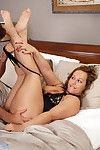 Neophyte milf with vast bendy bends has spiteful extreme act of love with her m