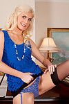Passionate ashleigh mckenzie pushes a phallus exchanger profound can\'t live without her wavy tw