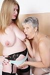 Twofold dirty british melodious ladies peter out whole female-on-female